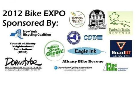 Albany Bicycle Coalition Bike Expo 2012