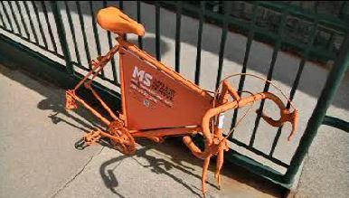 Broken Bike Campaign