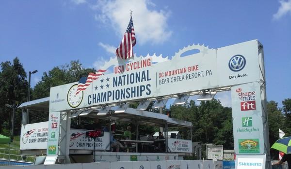 USA Cycling XC Mountain Bike National Championships