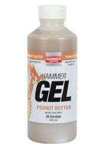 Peanut Butter Hammer Gel