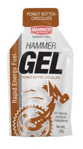Hammer Nutrition Peanut Butter-Chocolate Gel