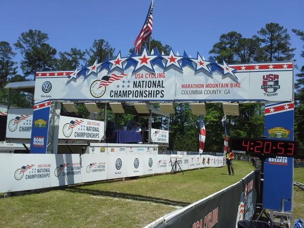 MTB Marathon National Chapionships