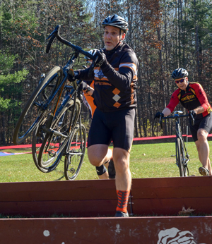 Armand Arekian - mountain bike / cyclocross racing